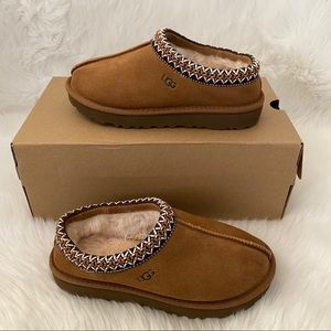 New Women's UGG Tasman Slippers Chestnut